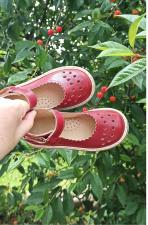 Vyšniniai sandaliukai