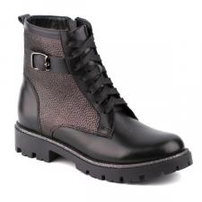 Juodi žieminiai auliniai batai 32-34