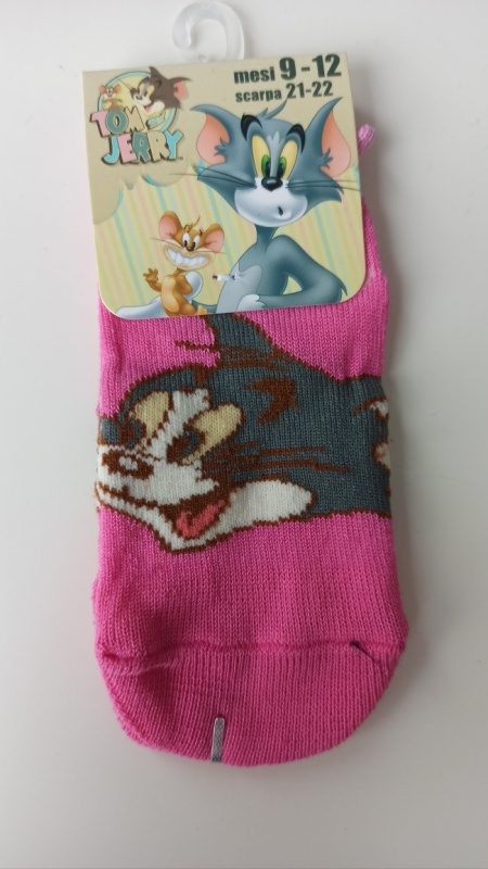 Kojinės Tom & Jerry ( 1 pora)