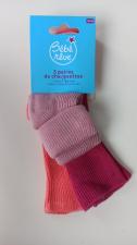 Bebe reve kojinytės ( 3 poros)