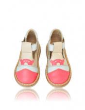 Sandaliukai Rožiniai meškiukai