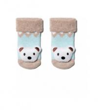 Kūdikių Conte kids kojinytės Mėškiukai