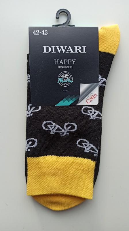 Diwari kojinės Dviračiai