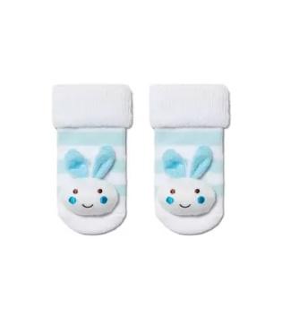 Kūdikių Conte kids kojinytės Zuikučiai