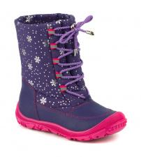 SHAGOVITA S-TEX violetiniai neperšlampami žieminiai batai 27-31