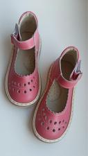 Ryškiai rožiniai  sandaliukai