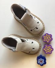 Nude sandaliukai