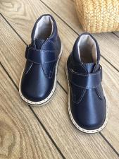 Mėlyni Batukai - uždari sandaliukai