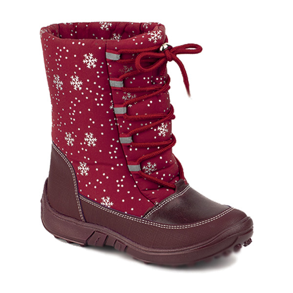 SHAGOVITA S-TEX Bordo neperšlampami žieminiai batai 27-31