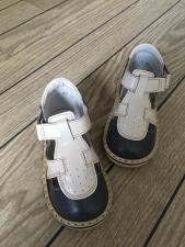 Dvispalviai sandaliukai