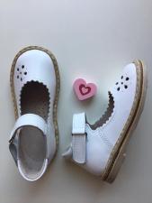 Sandaliukai balti